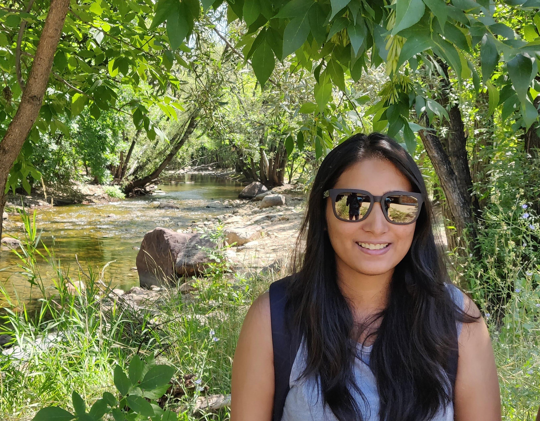 Arunima Prakash<br/><span>Boulder, CO</span>