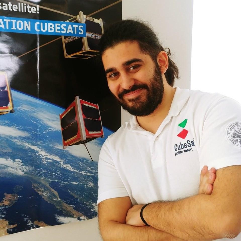 Antonio Esposito<br/><span>Turin, Italy</span>