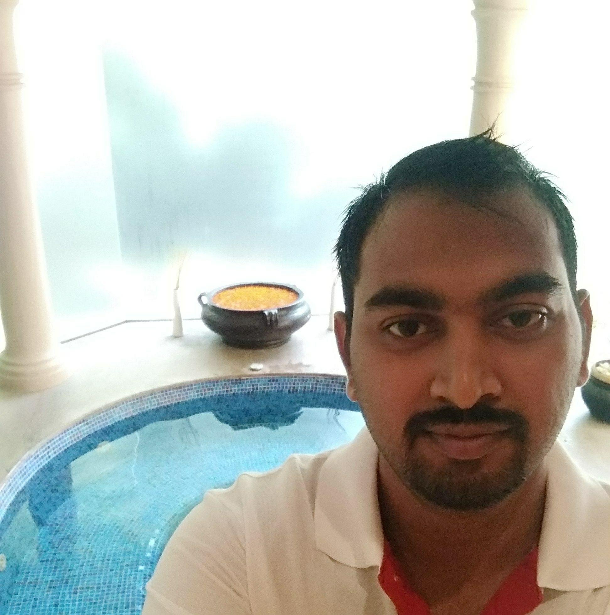 Ashish Kunghatkar<br/><span>Bangalore, India</span>