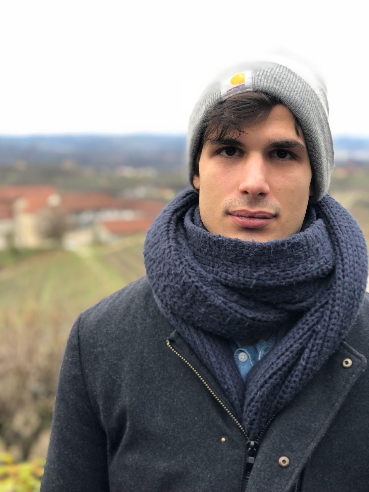 Loris Franchi<br/><span>Torino, Italy</span>