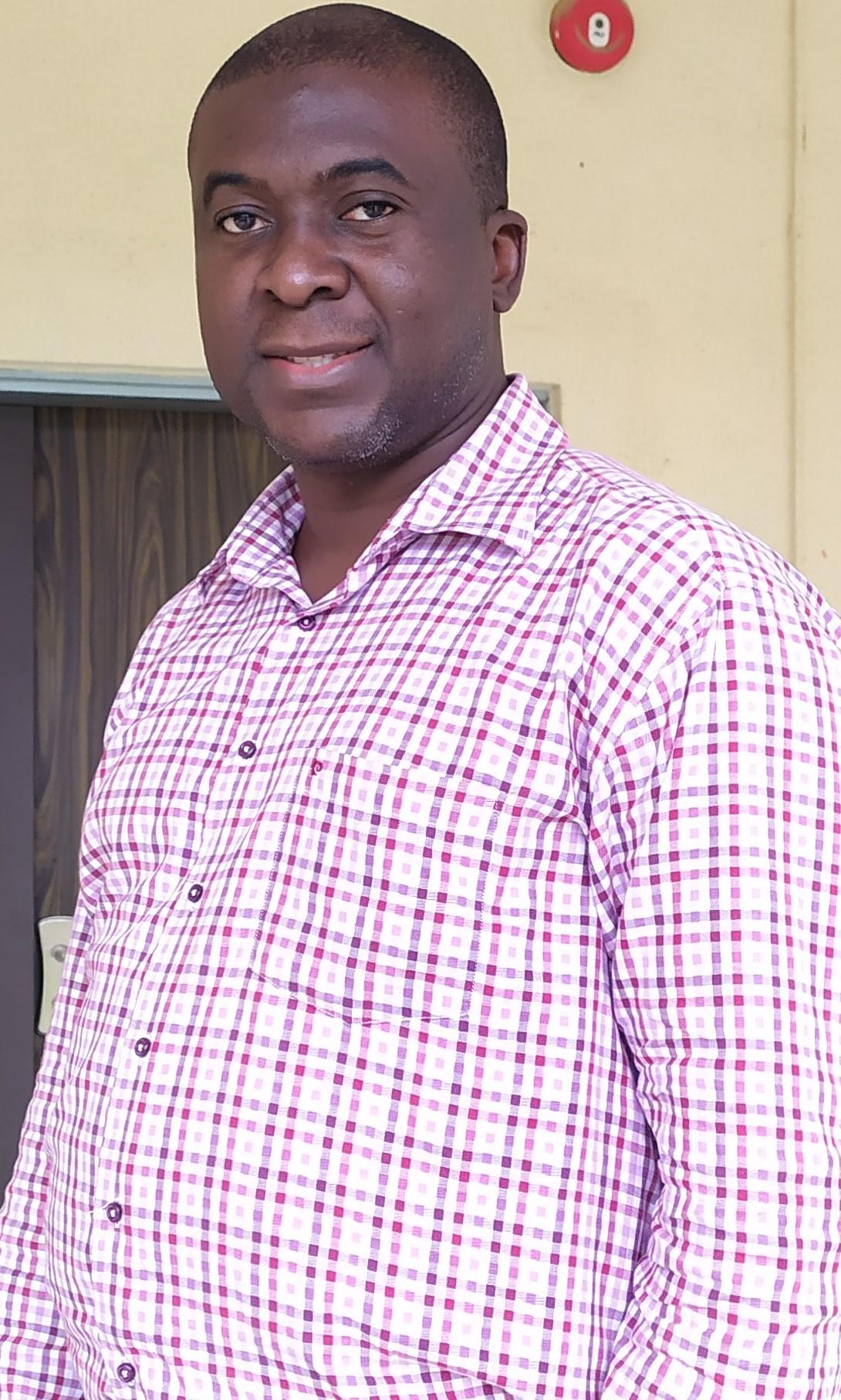 Oludare Mabogunje<br/><span>Nigeria</span>
